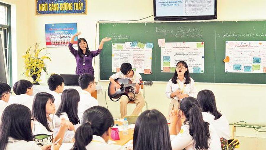 Giúp học sinh nhận thức đúng để điều chỉnh, sửa đổi hành vi