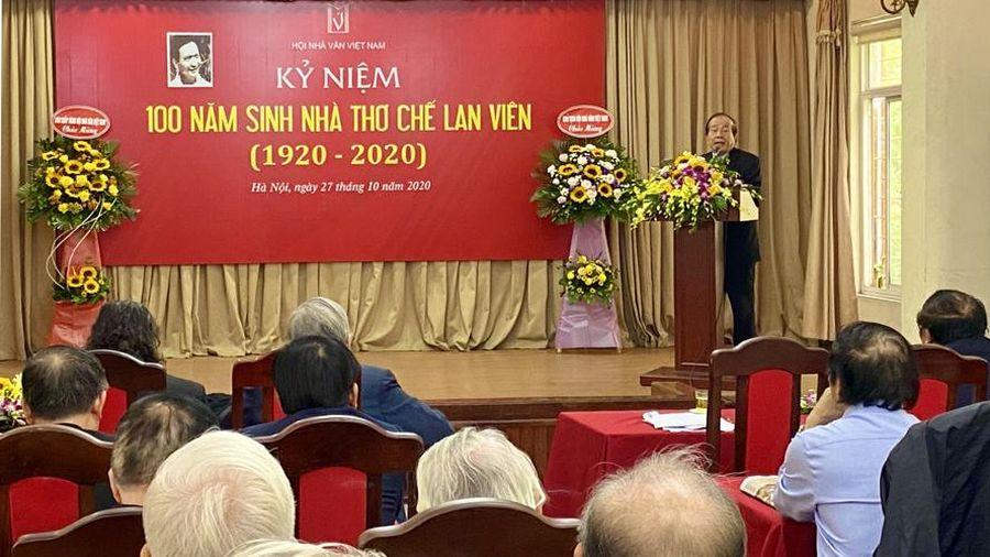 Chế Lan Viên – nhà thơ xuất sắc đưa nền thơ dân tộc lên đỉnh cao