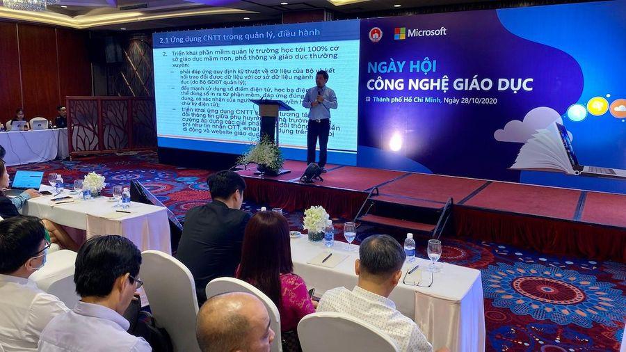 Microsoft là đơn vị được tham gia Đề án Hệ tri thức Việt số hóa