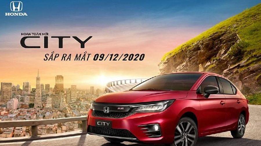 Honda City 2020 mới lộ thông số, người dùng Việt thất vọng