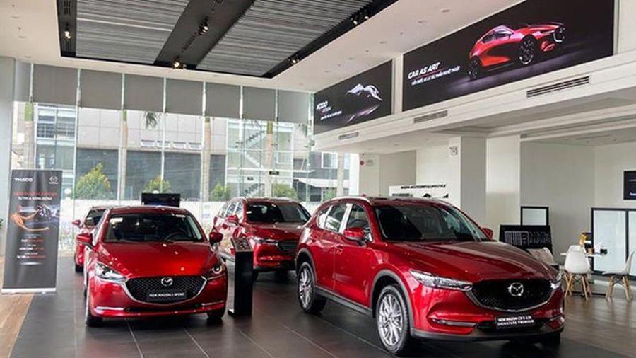 Mazda3 và CX-5 tại Việt Nam bất ngờ điều chỉnh giá bán