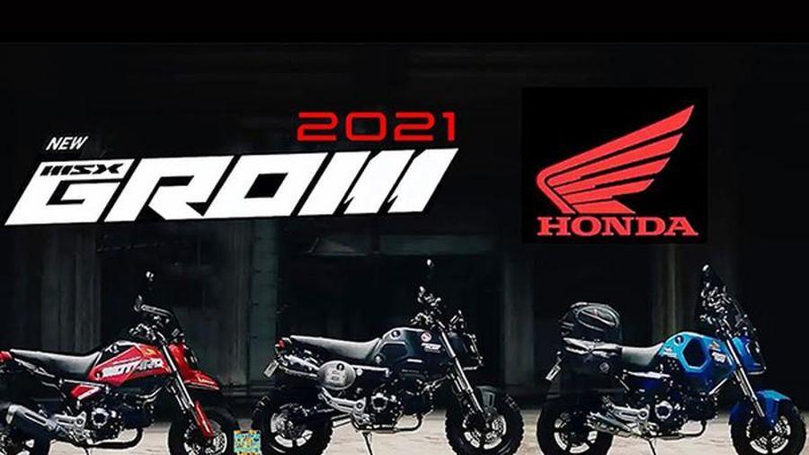 Chi tiết 'xế nổ' Honda MSX 2021 mới từ 51,8 triệu đồng