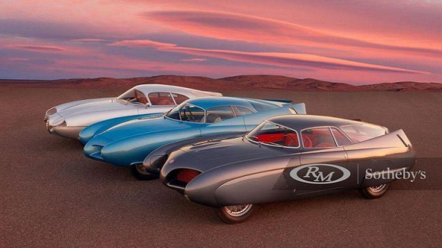 Bộ ba Alfa Romeo hơn 60 năm tuối, đấu giá tới 463 tỷ đồng