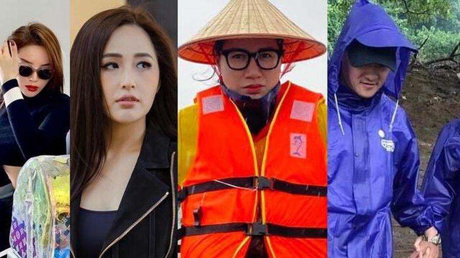 Hình ảnh nổi bật của sao Việt ngày 29/10: Hoài Linh kêu gọi được 10 tỉ từ thiện