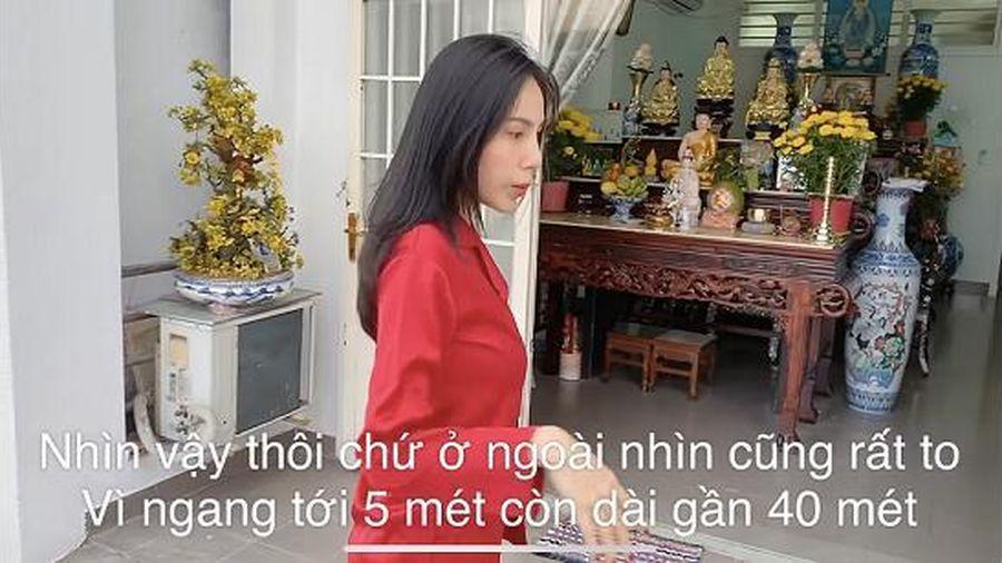 Căn nhà hơn 5 tỷ Thủy Tiên mua tặng mẹ ở quê Rạch Giá Kiên Giang