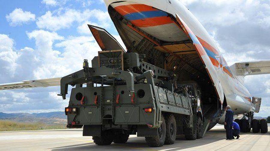 Mỹ cảnh báo trừng phạt Thổ Nhĩ Kỳ vì lo ngại S-400