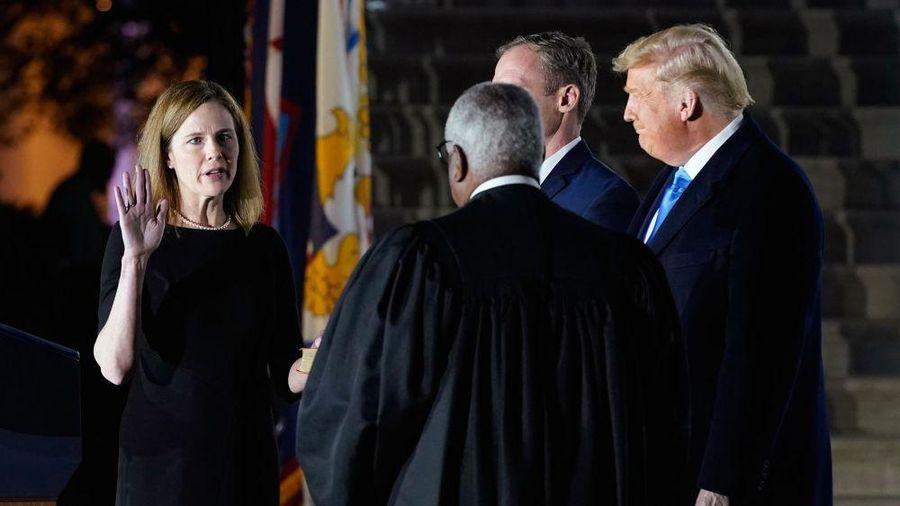 Tòa án Tối cao Mỹ có thẩm phán mới: Bầu cử Tổng thống và hơn thế nữa