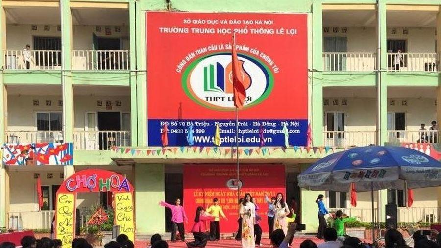 Hà Nội có thêm một trường chất lượng cao tại quận Hà Đông