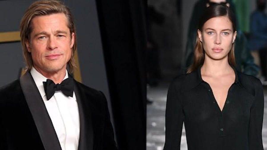 Brad Pitt và người tình kém 30 tuổi chia tay