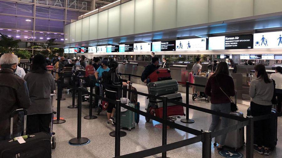Khuyến cáo đặc biệt về thông tin 'mua suất' chuyến bay giải cứu