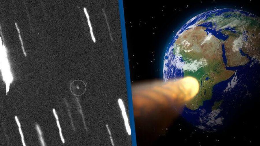 Tiểu hành tinh Apophis khổng lồ tăng tốc về phía Trái Đất