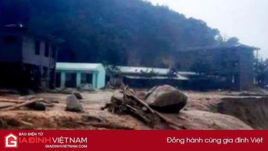 Phát hiện thêm 1 vụ sạt lở ở Quảng Nam vùi lấp 11 người