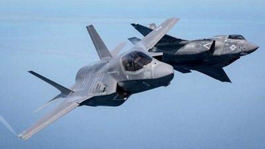 F-35 vốn sản xuất cho Thổ Nhĩ Kỳ được Mỹ bán cho Hy Lạp