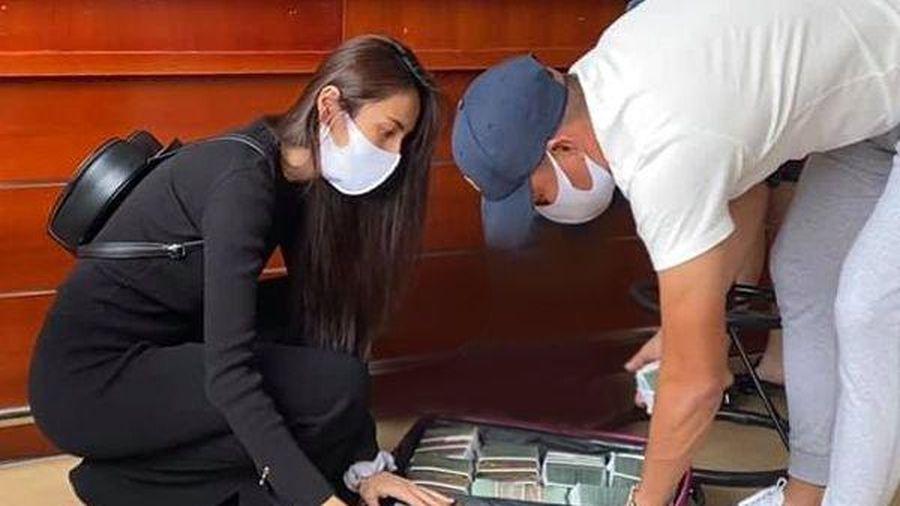 Bị chỉ trích vì trao 200 triệu cho cụ ông trả nợ, Thủy Tiên nói gì?