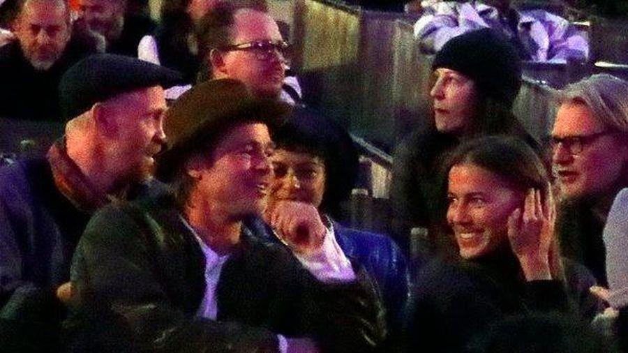 Truyền thông xác nhận Brad Pitt và bạn gái người mẫu đã chia tay