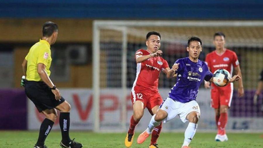 Trực tiếp Viettel vs Hà Nội FC 19h15 ngày 29/10: Đại chiến định giang sơn