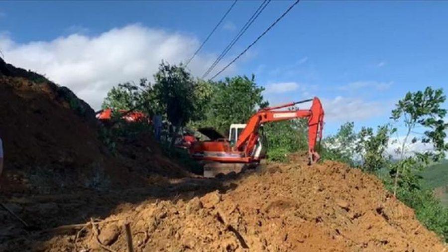 Thông tin mới nhất về hai vụ sạt lở đất kinh hoàng vùi lấp hàng chục người tại Quảng Nam