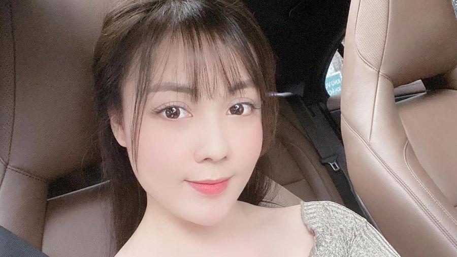 Âu Hà My chính thức trở lại 'đường đua nhan sắc' sau ồn ào ly hôn với Trọng Hưng
