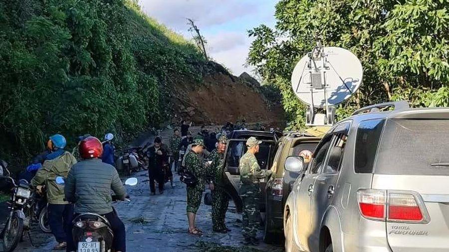 Sạt lở vùi lấp hơn 50 người ở Quảng Nam: 4 người may mắn thoát chết, có Bí thư xã Trà Leng