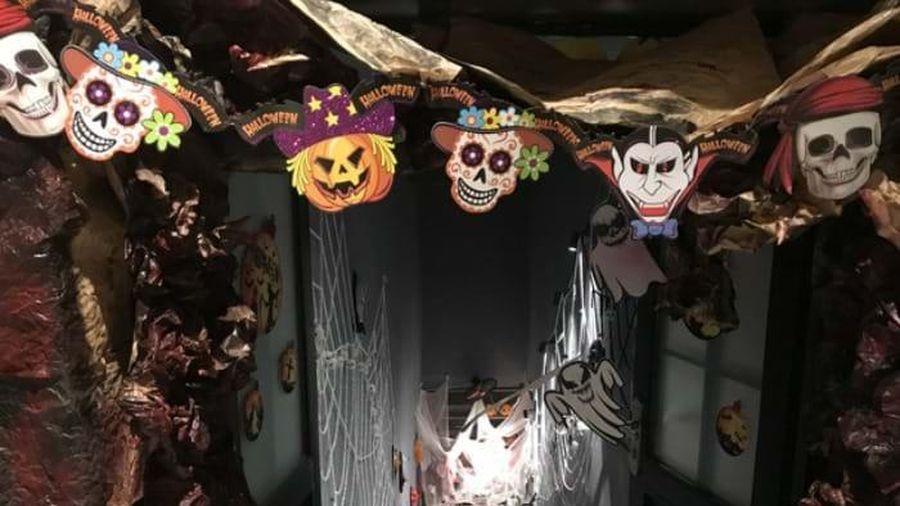 Người Sài Gòn chi tiền triệu, rước 'ma quỷ' về chơi Halloween