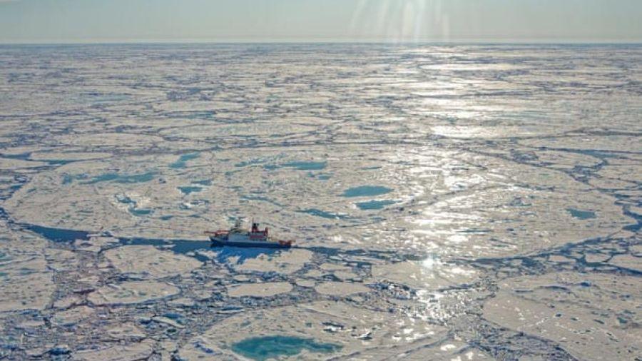 Mối đe dọa khủng khiếp với Trái đất bắt đầu 'thức giấc' ở Bắc Cực