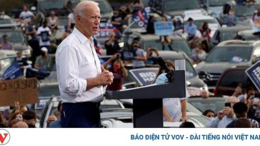 Cách ông Biden đối phó Trung Quốc nếu đắc cử Tổng thống Mỹ
