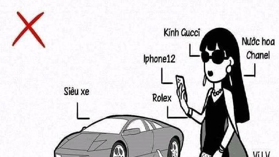 Dấu hiệu nhận biết người giàu gây sốc