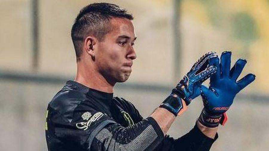 Filip Nguyễn để thủng lưới 5 lần ở Europa League