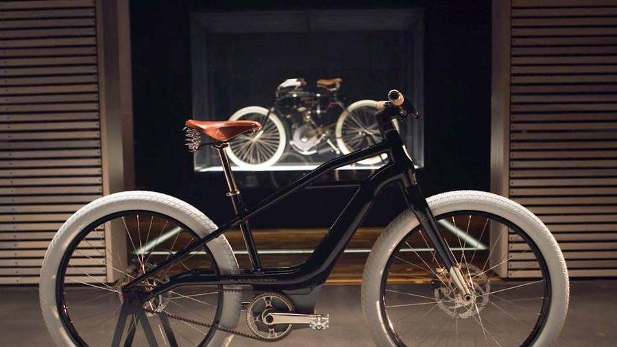 Harley-Davidson sẽ cho ra mắt dòng xe đạp điện