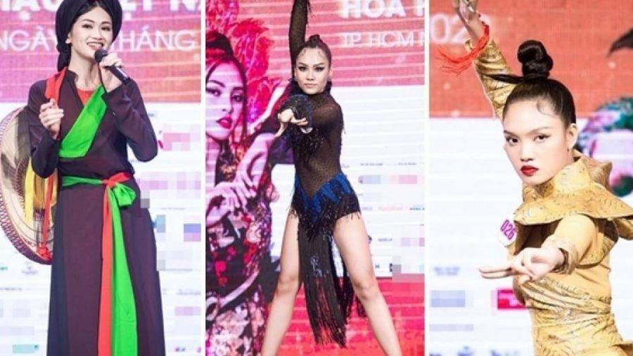 Ngoài xinh đẹp thướt tha, thí sinh Hoa hậu Việt Nam 2020 có tài cán gì?