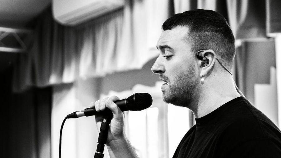 Sam Smith xác nhận có sân khấu mở màn quảng bá album Love Goes ngay trên Abbey Road Studio