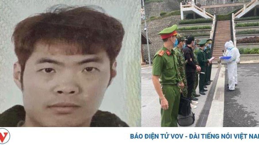 Công an Hà Nội bàn giao đối tượng bị truy nã cho Công an Trung Quốc
