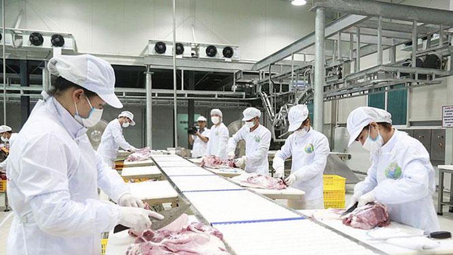 Phát triển chuỗi cung cấp rau, thịt an toàn