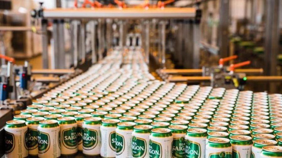 Sabeco (SAB): 9 tháng đầu năm doanh thu đạt 20.096 tỷ đồng, giảm 29%
