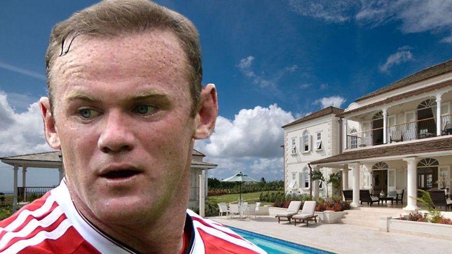 Những biệt thự triệu USD của Wayne Rooney