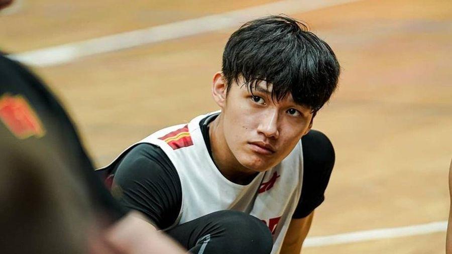 Kim Jisoo - VĐV bóng rổ gốc Hàn điển trai ở VBA