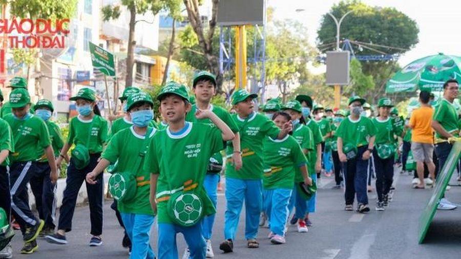 Cần Thơ: Ngày hội đi bộ 'Bước đi đầu cho hành trình năng động'