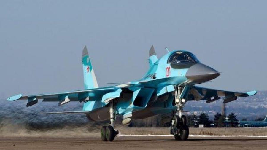 Tại sao Su-34 là trụ cột của lực lượng ném bom chiến thuật Nga?