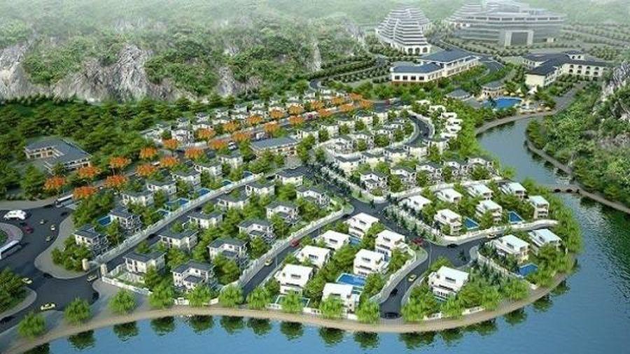 Vinaconex-ITC Khởi động dự án Khu đô thị du lịch Cái Giá, Cát Bà, Hải Phòng