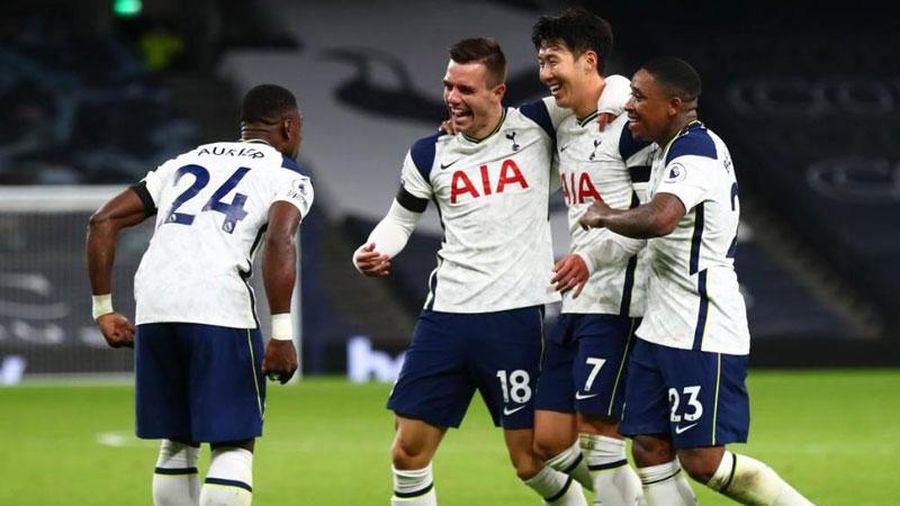 Kết quả Tottenham 2-0 Man City: Đỉnh cao chiến thuật của Mourinho đưa Spurs lên ngôi đầu