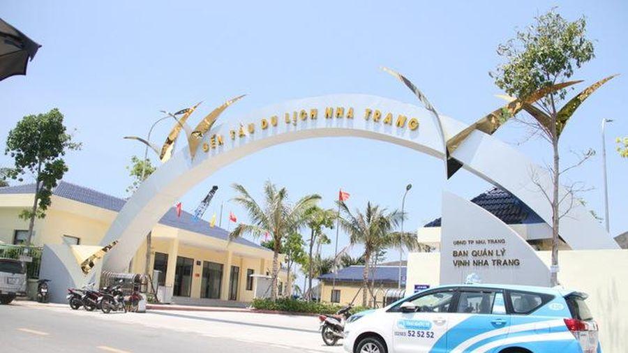 Giải quyết các vướng mắc tại Bến tàu du lịch Nha Trang