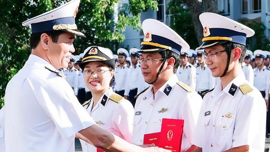 Học viện Hải quân: Nhiều giải pháp phát triển đội ngũ giảng viên