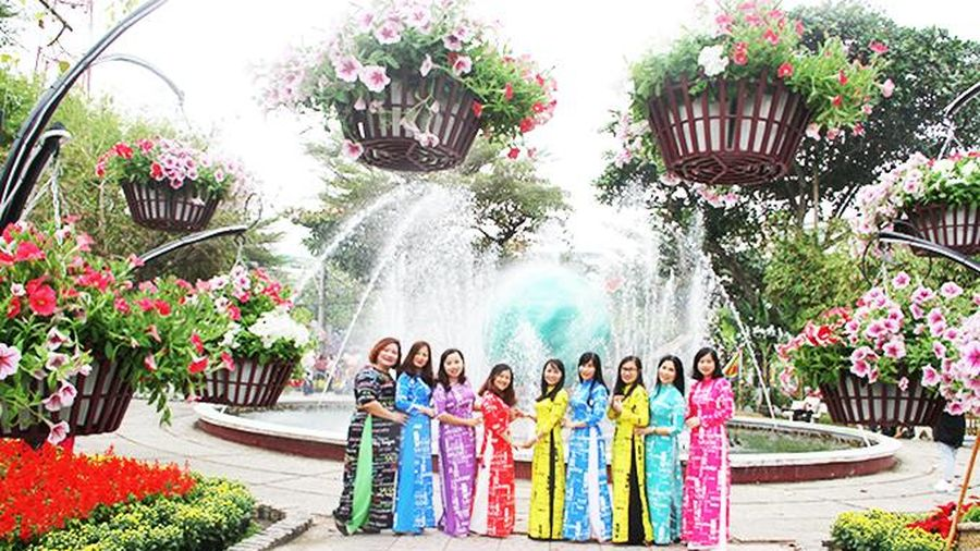 Hội hoa xuân Nha Trang - Khánh Hòa sẽ được tổ chức từ ngày 4 đến 16-2-2021