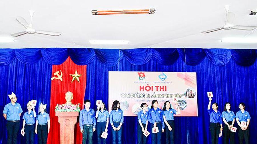 8 đội dự thi 'Con đường Di sản Khánh Hòa'