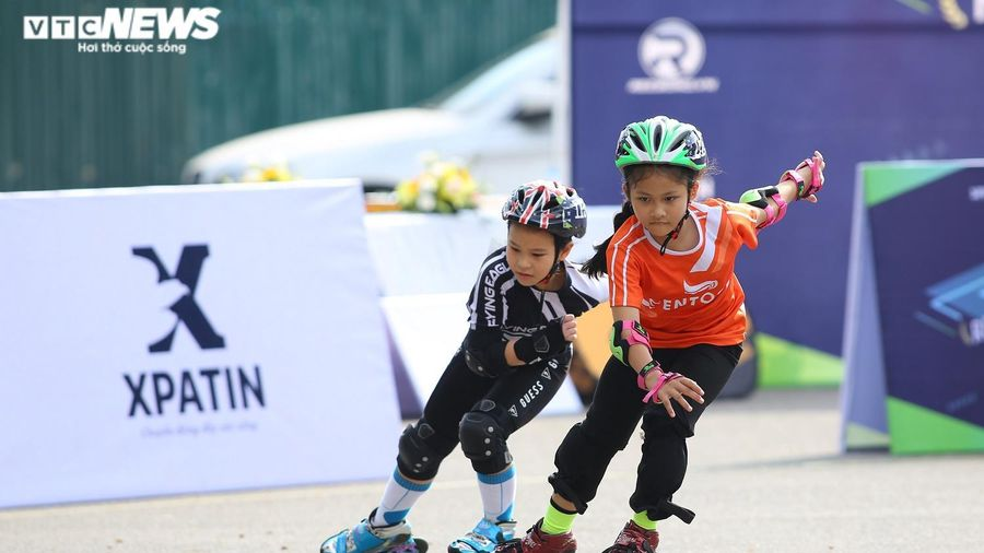 Roller Sports Hà Nội mở rộng 2020: Tìm kiếm tài năng trượt băng Việt Nam