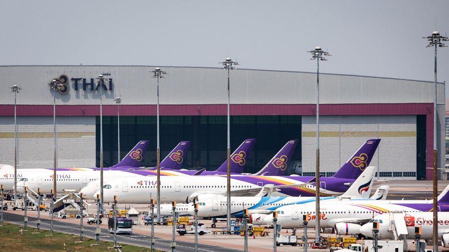 Thai Airways hợp tác Boeing xây dựng trung tâm bảo dưỡng hàng không