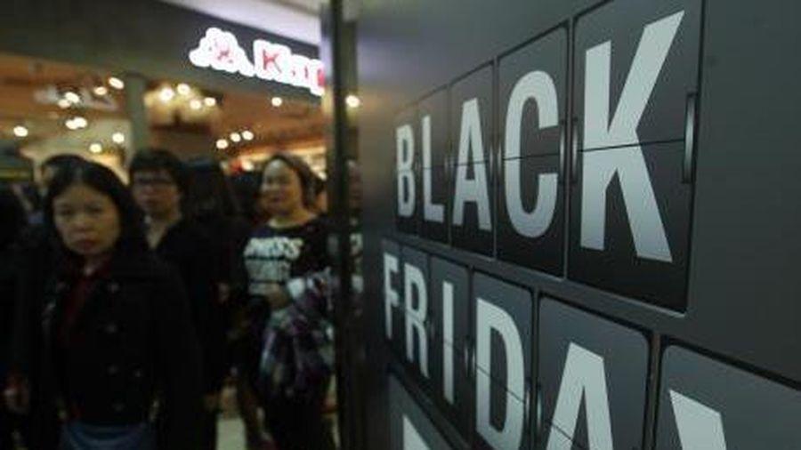 Kinh nghiệm 'săn hàng' sale dịp Black Friday