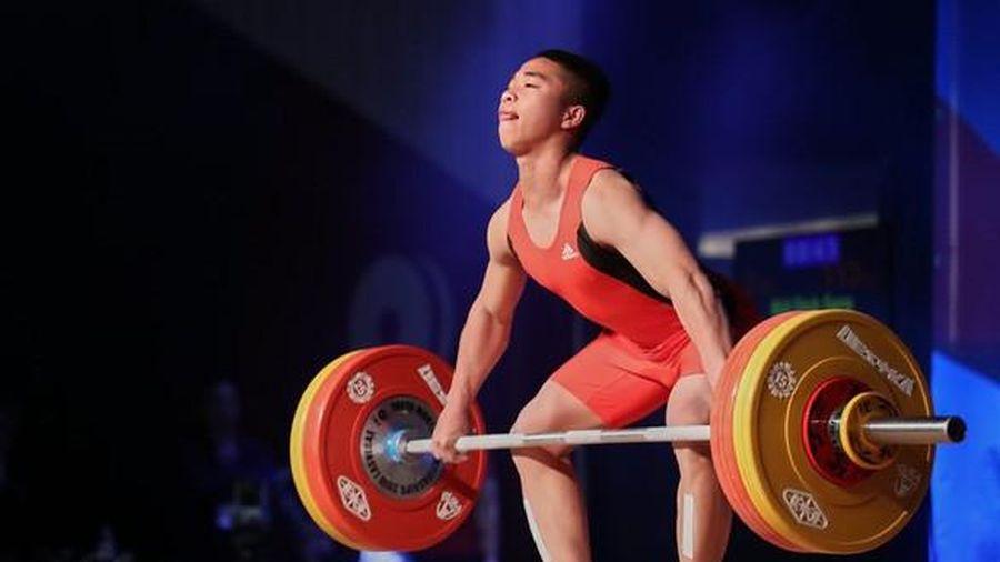 Cử tạ Việt Nam lo bị 'cấm cửa' ở Olympic Tokyo