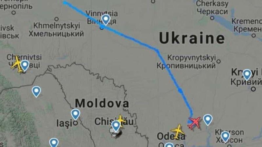 Nga lo ngại khi phát hiện UAV lạ bay gần Crimea