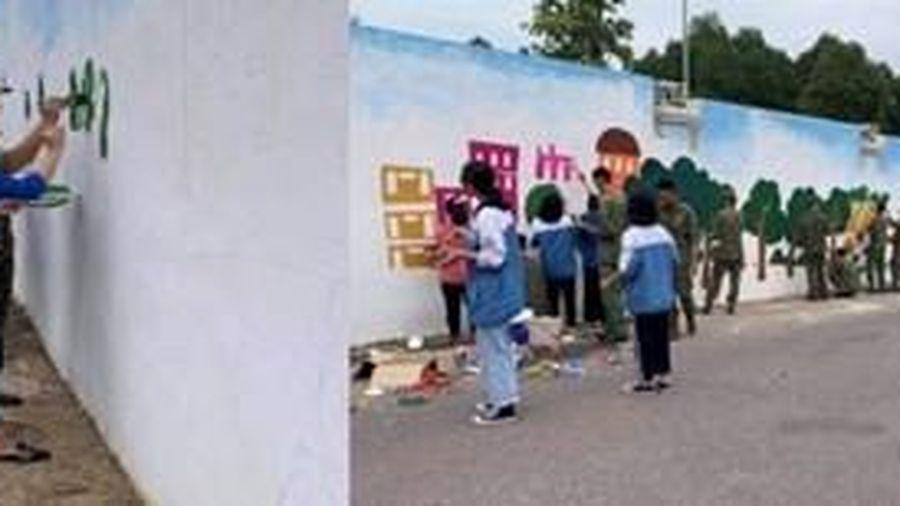 'Bức họa trong lòng nhân dân'